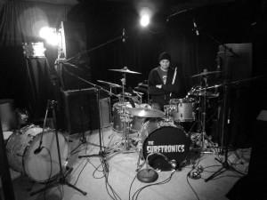 surftronics, drums